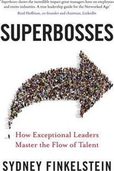 Superbosses. How Exceptional Leaders Master the Flow of Talent - фото обкладинки книги