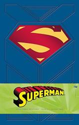 Superman Hardcover Ruled Journal - фото обкладинки книги