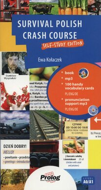 Survival Polish : Crash Course - фото книги