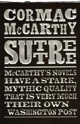 Suttree - фото обкладинки книги