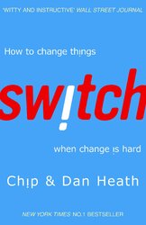 Switch: How to change things when change is hard - фото обкладинки книги