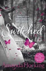 Switched. The Trylle Trilogy. Book 1 - фото обкладинки книги
