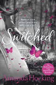 Switched. The Trylle Trilogy. Book 1 - фото книги
