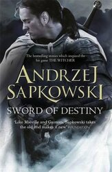 Sword of Destiny - фото обкладинки книги
