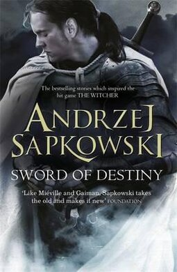 Книга Sword of Destiny