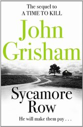 Sycamore Row - фото обкладинки книги