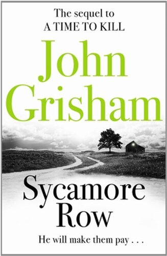 Книга Sycamore Row