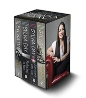Книга Sylvia Day Crossfire Series Four Book Collection