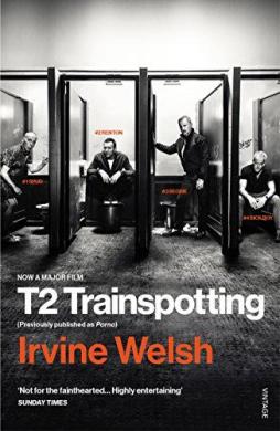 T2 Trainspotting - фото книги