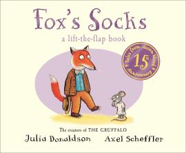 Tales from Acorn Wood: Fox's Socks - фото книги