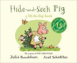 Tales from Acorn Wood: Hide-and-Seek Pig - фото книги
