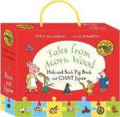 Tales from Acorn Wood: Hide-and-Seek Pig Book and Jigsaw Set - фото обкладинки книги