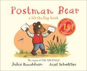 Tales from Acorn Wood: Postman Bear - фото обкладинки книги