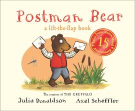 Tales from Acorn Wood: Postman Bear - фото книги