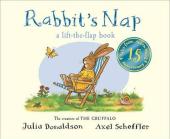 Tales from Acorn Wood: Rabbit's Nap - фото обкладинки книги