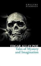 Tales of Mystery and Imagination - фото обкладинки книги