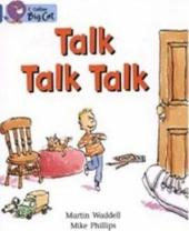 Talk Talk Talk - фото обкладинки книги