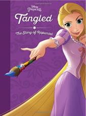 Tangled: The Story of Rapunzel - фото обкладинки книги