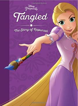 Tangled: The Story of Rapunzel - фото книги