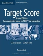 Target Score 2ed. Teacher's Book - фото обкладинки книги