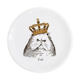 Тарілка «Кіт у короні» - фото книги