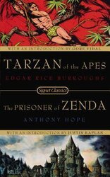 Tarzan Of The Apes And The Prisoner Of Zenda - фото обкладинки книги