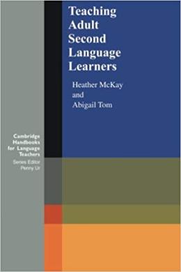Teaching Adult Second Language Learners - фото книги