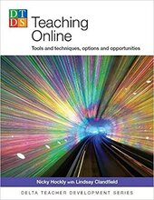 Teaching Online : Tools and techniques, options and opportunities - фото обкладинки книги