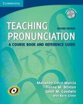 Teaching Pronunciation Paperback with Audio CDs (2) : A Course Book and Reference Guide - фото обкладинки книги