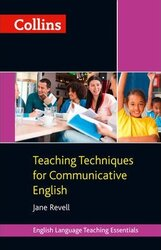 Teaching Techniques for Communicative English - фото обкладинки книги