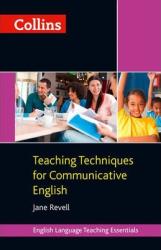 Teaching Techniques for Communicative English - фото обкладинки книги