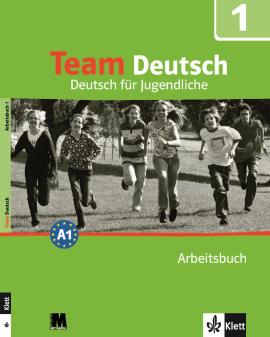 Team Deutsch 1 Arbeitsbuch - фото книги