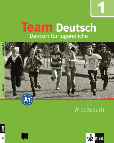 Робочий зошит Team Deutsch 1 Arbeitsbuch