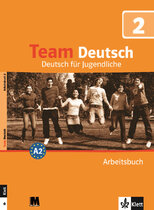 Team Deutsch 2 Arbeitsbuch