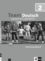 Робочий зошит Team Deutsch 2 Lehrerhandbuch