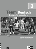 Підручник Team Deutsch 2 Lehrerhandbuch