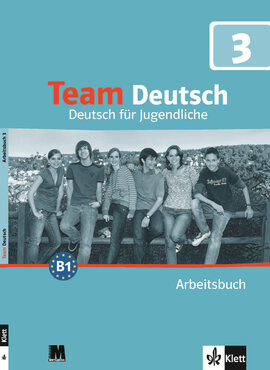 Робочий зошит Team Deutsch 3 Arbeitsbuch