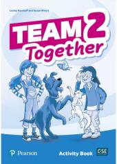 Team Together 2 Activity Book - фото обкладинки книги