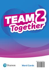 Team Together 2 Word Cards - фото обкладинки книги