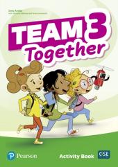 Team Together 3 Activity Book - фото обкладинки книги