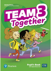 Team Together 3 Pupil's book with Digital Resources - фото обкладинки книги