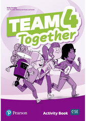 Team Together 4 Activity Book - фото обкладинки книги