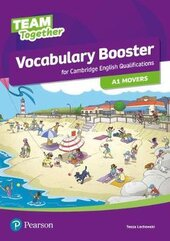 Team Together A1 Movers Vocabulary Booster - фото обкладинки книги