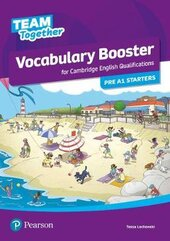 Team Together Pre A1 Starters Vocabulary Booster - фото обкладинки книги