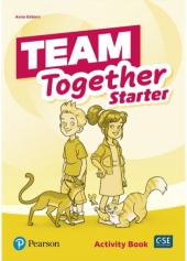 Team Together Starter Activity Book - фото обкладинки книги