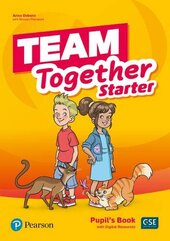 Team Together Starter Pupil's book with Digital Resources - фото обкладинки книги