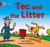 Tec and the Litter - фото обкладинки книги