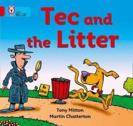 Tec and the Litter - фото книги