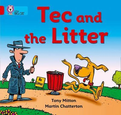 Книга Tec and the Litter