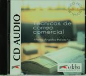 Tecnicas de correo comercial : CD audio - фото обкладинки книги